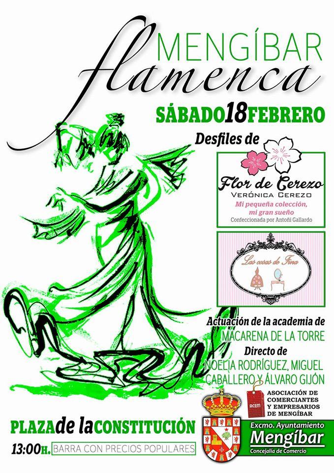 mengibar flamenca