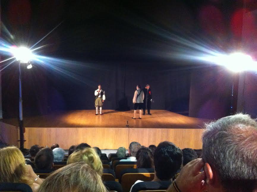 teatro candilejas